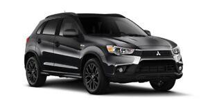 2017 Mitsubishi RVR Black Edition VUS