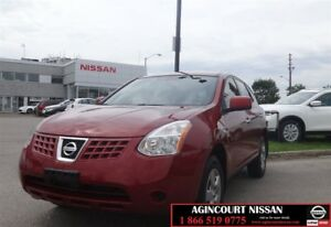 2010 Nissan Rogue S FWD |Certified|
