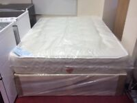 Brand new King size bed delivery available