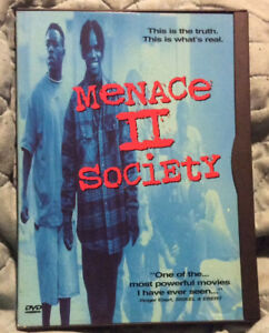 Dvd menace II society