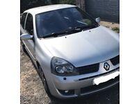 Renault Clio 182 2.0 78K Silver