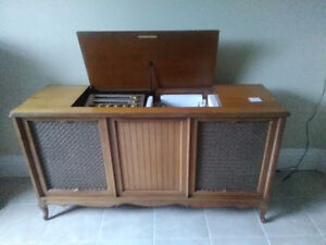 Cabinet style stereo deilcraft