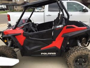 Selling Polaris 900 RZR S and Honda CRF 450 R