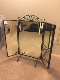 Ikea dressing table mirror