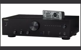 Onkyo A-9010 Black Stereo Amplifier