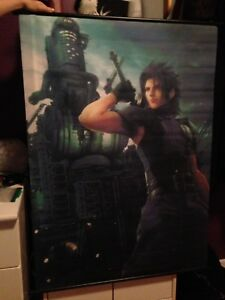 Final Fantasy Posters/Wall Scrolls