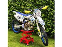 Husqvarna FC250 2016 - Road registered motocross MX