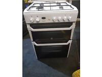 Indesit Gas Cooker (60cm) (6 Month Warranty)
