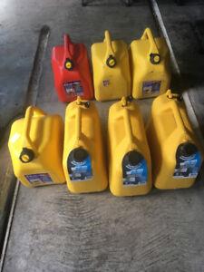 Bidon d essence neuf