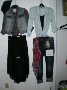 Vetement jeans