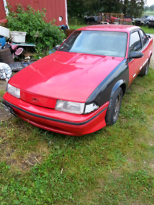 Parts for 1991 Cavalier Z24