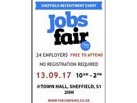 Sheffield Jobs Fair