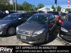 2012 Ford Focus S STARTING AT $85.19 BI-WEEKLY