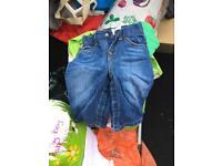 Baby boy 6mths - 3yrs clothes