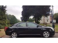 TOYOTA AVENSIS AUTOMATIC, 1.8, 06 REG, 107K MILES, LONG MOT, DRIVES MINT, DELIVERY AVAILABLE