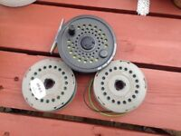 Dragonfly concept fly reel