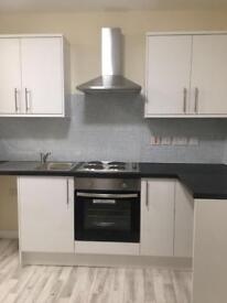 BRAND NEW 1 BEDROOM FLAT, FURNISHED, QUEENS RD £525 pcm