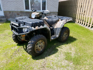 Polaris sportsman Browning edition 850ho