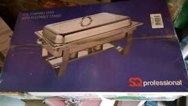 AS Professional 9.5l Chafing Dish
