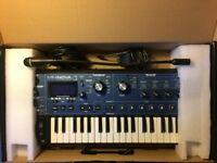 Novation MiniNova Synthesizer with case / Boxed + Almost unused.