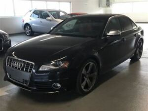 2012 Audi S4 WE HAVE 3 AUDI S4'S TO CHOOSE FROM