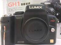 Panasonic LUMIX GH1K camera