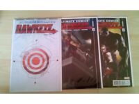 ultimate Hawkeye #1-3