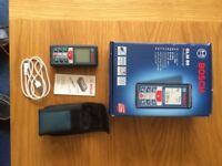 REDUCED Bosch GLM 80 Professional Laser Measure for Sale