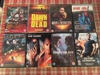 Dvds - 4 for £1