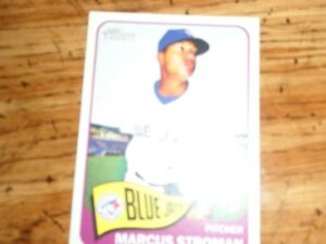 Marcus Stroman Rookie Card Make an Offer
