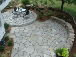 Variety of flagstone, different sizes and colors SUMMER SALE