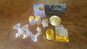 Tire lait medela et accessoires