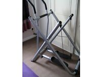 Air Walker by EGL Fit. Full gym size piece of equipment. Folds when not in use.
