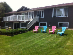 Fully furnished home on Chemong Lake Minutes to Town