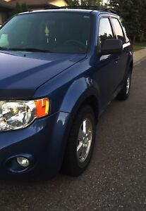 2009 Ford Escape xlt 5 speed manual transmission