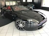 Aston Martin Vantage V8 Roadster Convertible 4.3 Automatic Petrol
