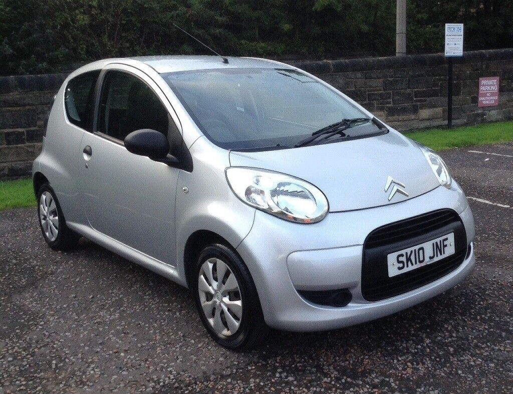 the ultimate first car 20 road tax low mileage citroen