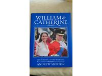 William and Catherine -their lives, their wedding