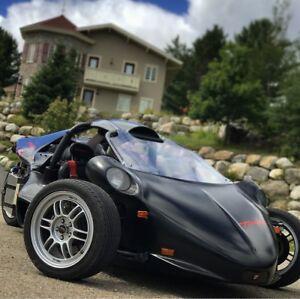 Campagna t rex 2007 moteur k20 acura