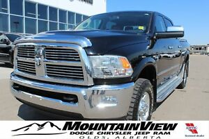 2012 Ram 3500 Laramie Longhorn ONE OWNER TRADE!