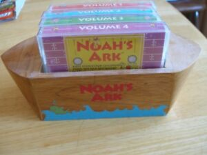 Noah's Ark Bible stories on tape