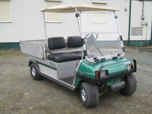 2003 CARRYALL TURF 2 ELECTRIC GOLF CART