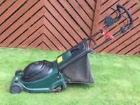 Atco electric lawnmower