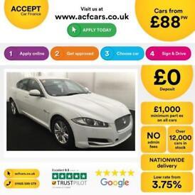 Jaguar XF Luxury FROM £88 PER WEEK!