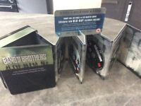 Band of Brothers blue ray DVD series