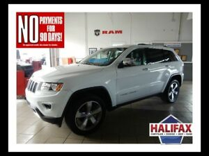 2016 Jeep GRAND CHEROKEE Limited FULLY LOADED!!!! NAV 8.4 TOUCH!