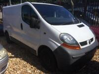 2006 Renault Trafic 1.9TD COMPLETE WITH M.O.T AND WARRANTY