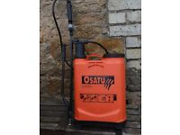 Backpack Sprayer - 16 Litres Osatu Star