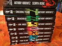 Alex Rider Anthony Horowitz collection for sale