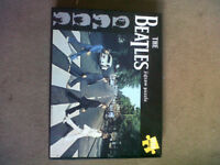 Beatles Abbey Road 1000pc jigsaw